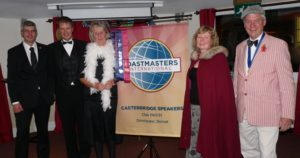 Celebrating 90th Anniversay of Toastmasters International
